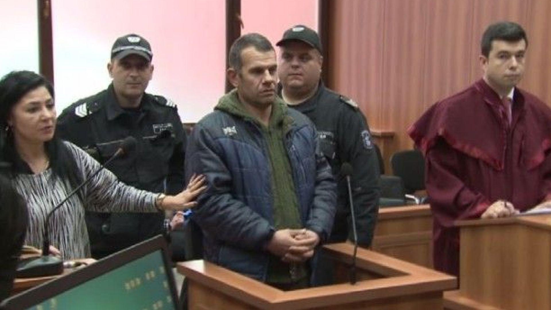 Окръжният съд в Пловдив остави в ареста бившия рейнджър Светослав