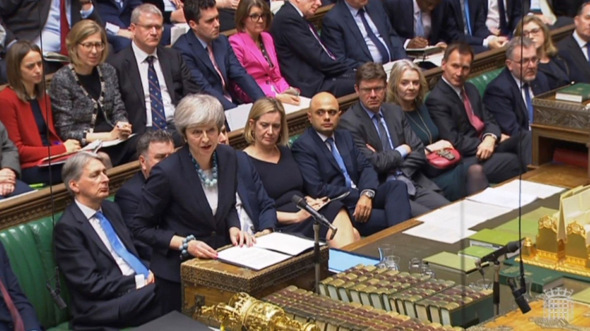 Британските депутати нанесоха удар на кабинета за Брекзит