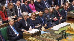 Тереза Мей обяви пред парламента: Споразумението за Брекзит се отлага