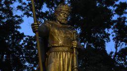 Очите на цар Самуил вече не светят