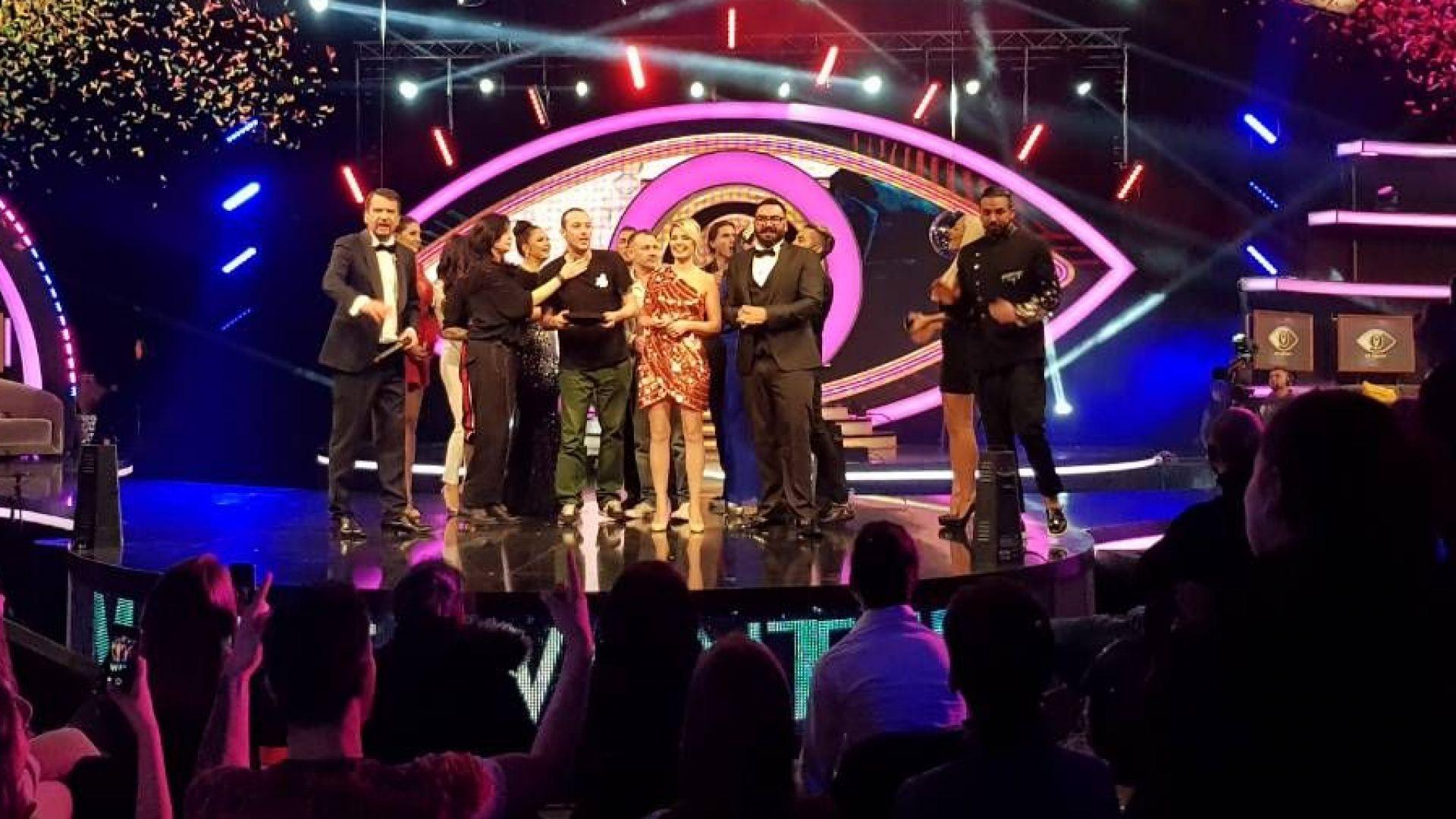 Wosh MC спечели Big Brother