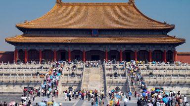 Художествената академия с изложба в Имперския музей на изкуството в Пекин (галерия)
