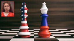 Мария Бутина се призна за руски агент в САЩ
