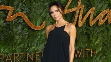 Черен шик завладя червения килим на Британските модни награди