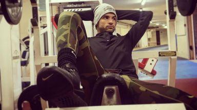 Григор е модел и вдъхновител в реклама на Nike (видео)