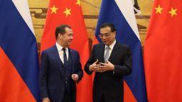 Китай предложи на Русия да купи водата на сибирските реки