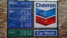 Бензинът в САЩ поевтиня до $2.51 за галон