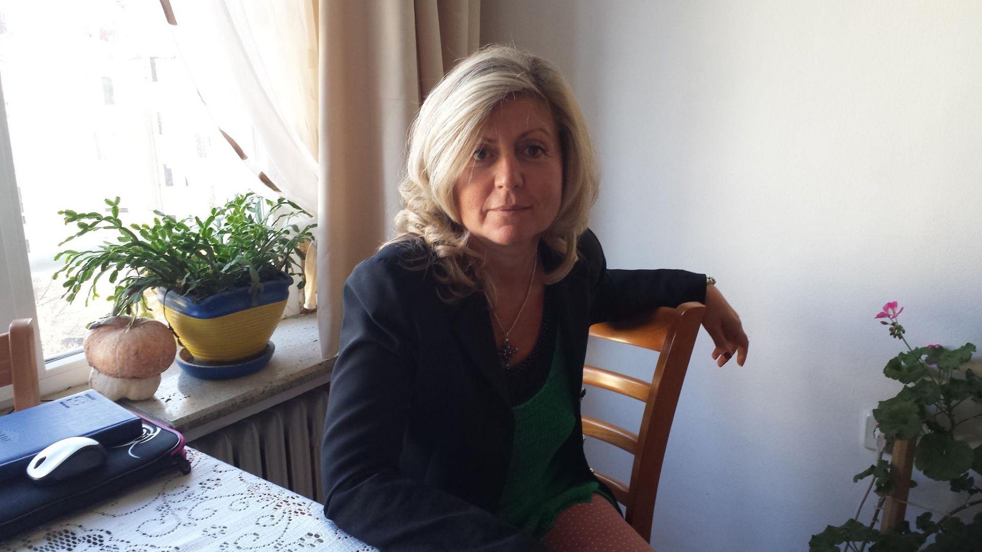 Цоц. Ана Кочева от Института за български език на БАН