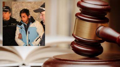 Изнасилвачът и убиец на баба Петра пред съда: Искам вкъщи при тати