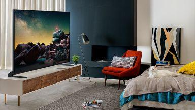 Първият 8К телевизор е вече в България