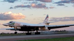 Изтребители от европейски страни ескортираха два руски Ту-160 над Балтика