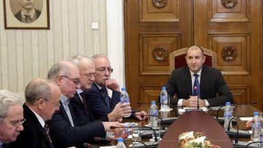 Бизнесът сподели с президента кои са пречките за по-бърз икономически растеж