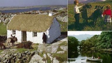 Фотографии от миналия век, които стават образец за пощенски картички