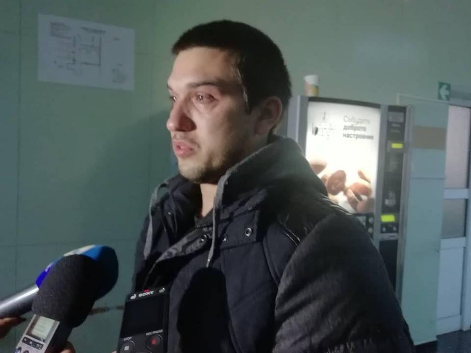 Почерненият баща Пламен Желязков