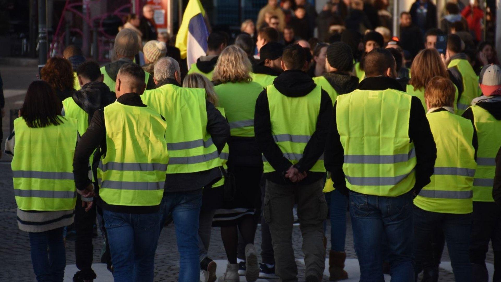Египет ограничи превантивно продажбата на жълти жилетки