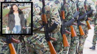 Искат погребение с военни почести за убитата рейнджърка