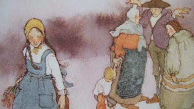 Приказките на Братя Грим с вълшебните илюстрации на Лизбет Цвергер