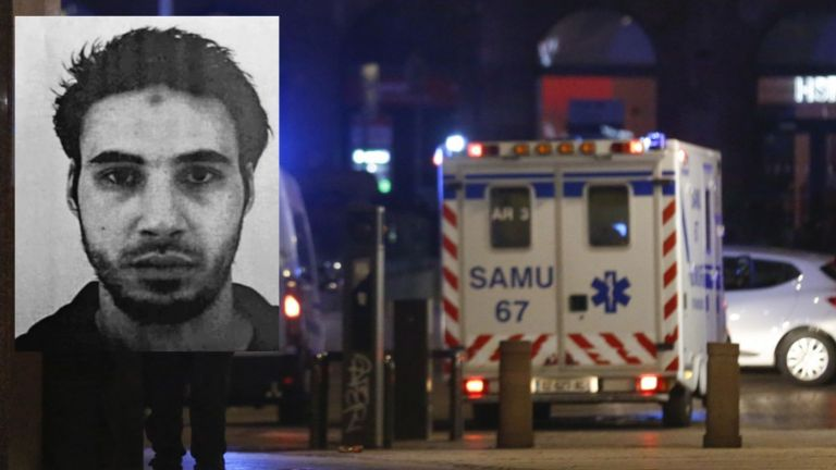 Атентаторът от Страсбург е убит