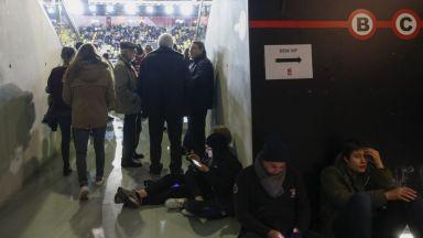 Хиляди хора евакуирани от спортни зали, театри и магазини в Страсбург