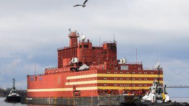 Русия пусна в действие първия плаващ АЕЦ
