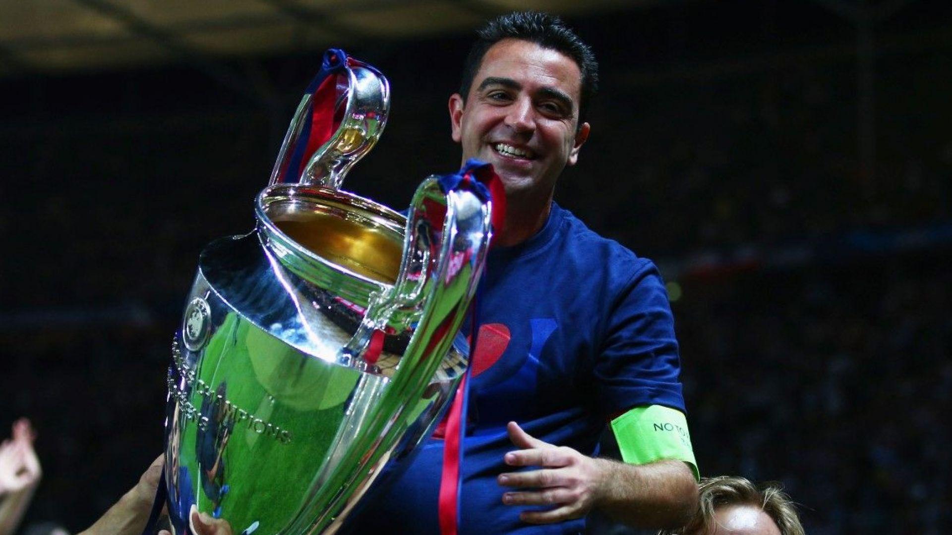 Шави: Меси е №1 в историята, Роналдиньо - ниво под него