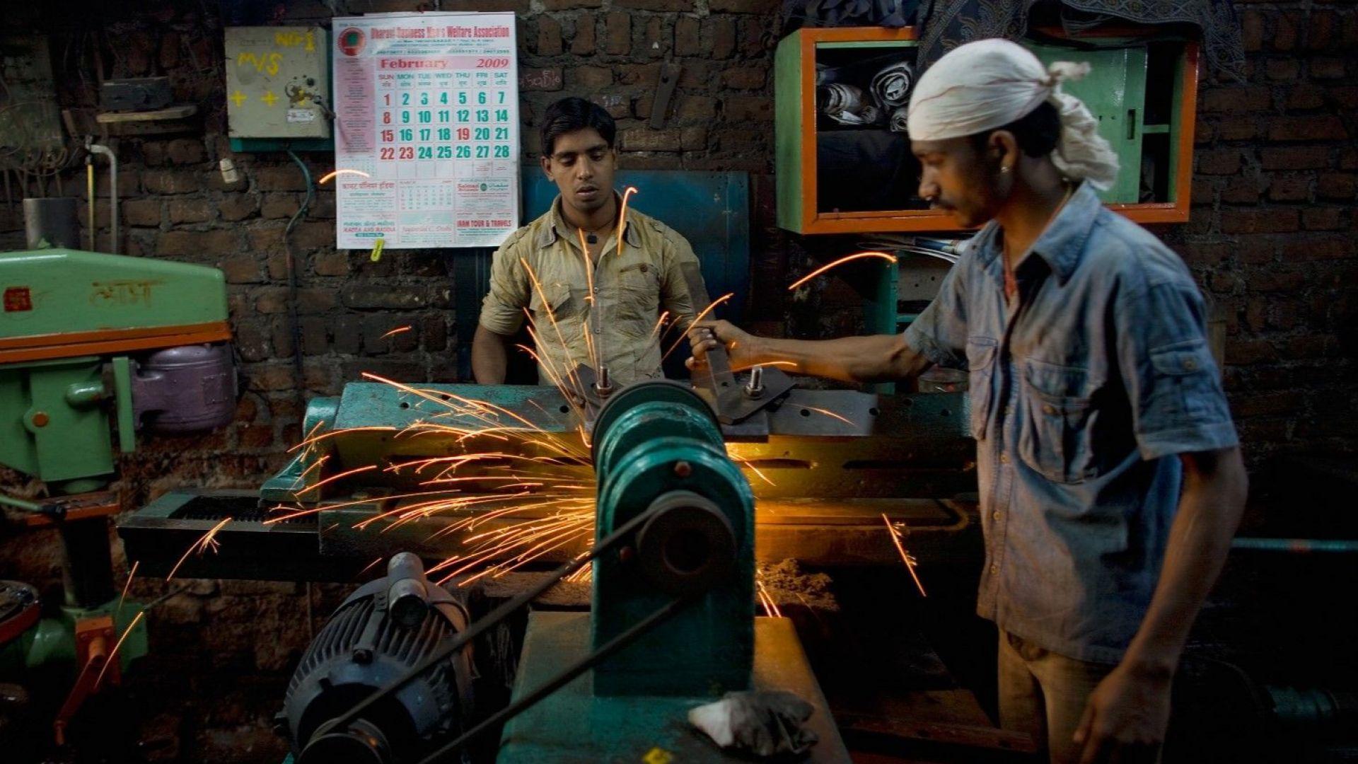 Индия изпреварва Китай по икономически ръст