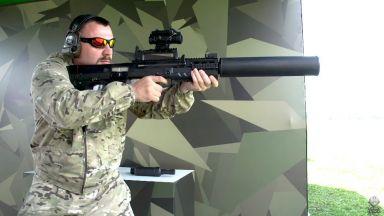 Руските спецчасти с ново оръжие срещу терористи