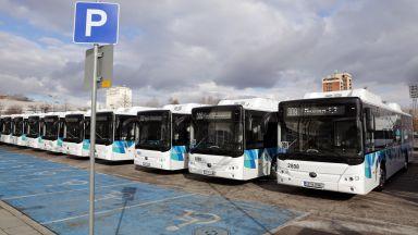 Електробуси ще се движат в мрежата на градския транспорт в Пловдив