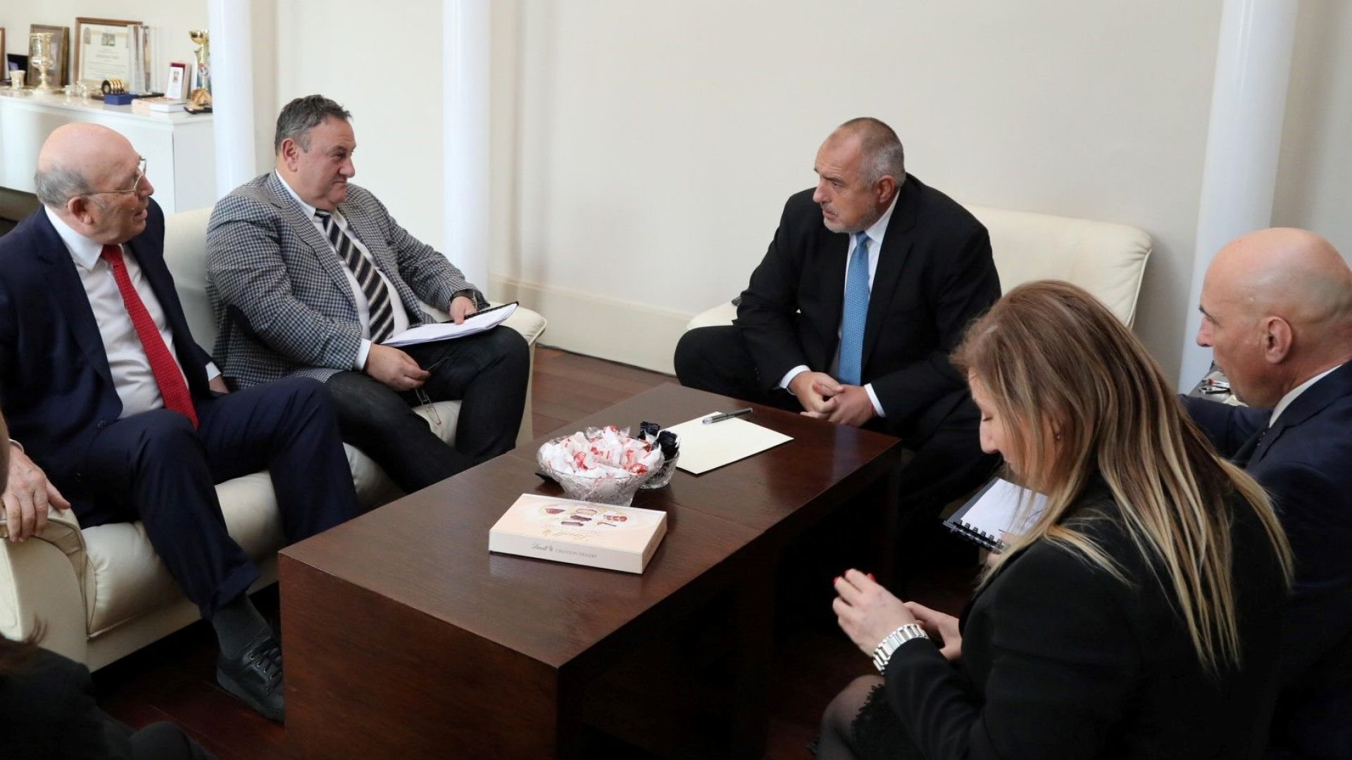 Борисов не одобри дискредитирането на строителите, но призова за качество в изпълнението на проектите
