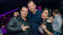 Вижте партито на съквартирантите от VIP и Big Brother