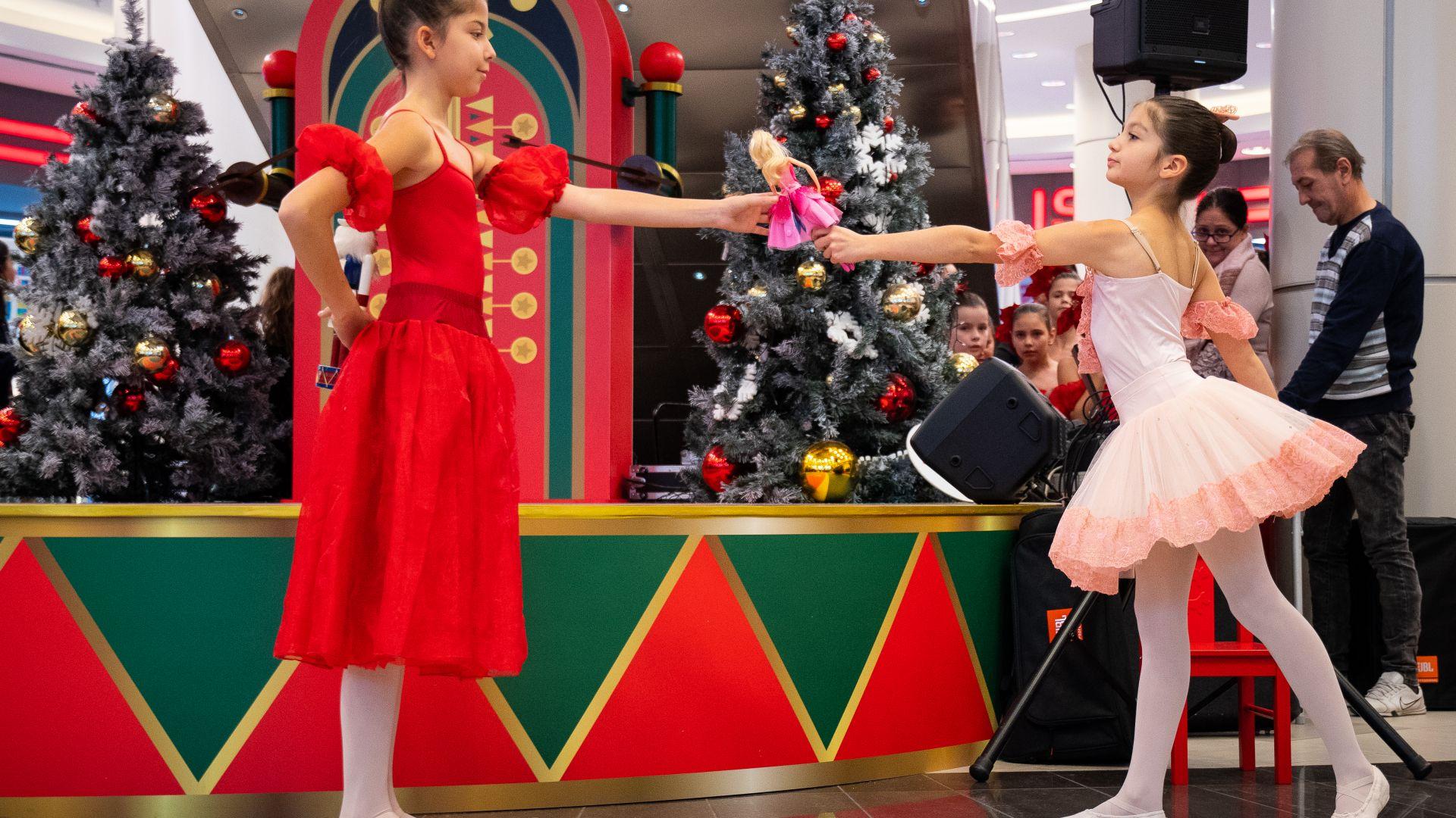 """""""Лешникотрошачката"""" оживява по Коледа в The Mall"""