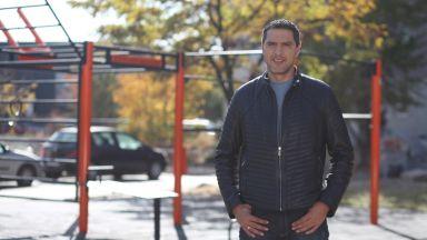 Евгени Иванов-Пушката: За баланса между работа, спорт и семейство