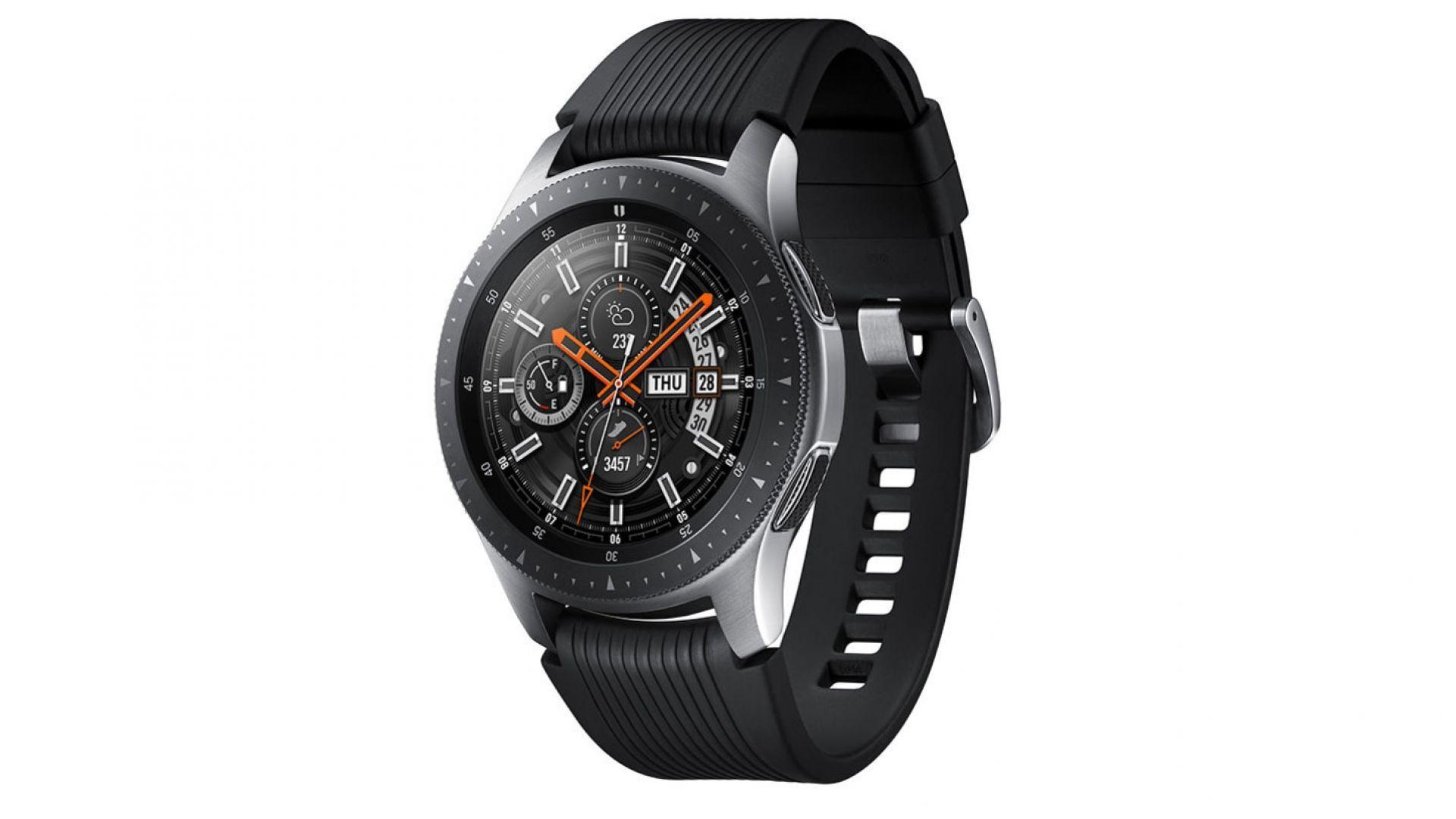 Умният часовник Samsung Galaxy Watch 46mm
