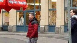 Британски журналист засне бягащия от правосъдието Груевски в Будапеща