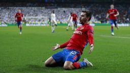 Шок в Мадрид: ЦСКА тресна Реал, но изхвърча от Европа