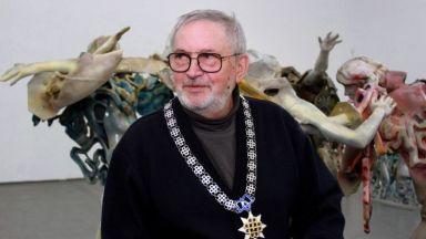 """Скулпторът Крум Дамянов - с изложба на открито в атриума на """"Квадрат 500"""""""