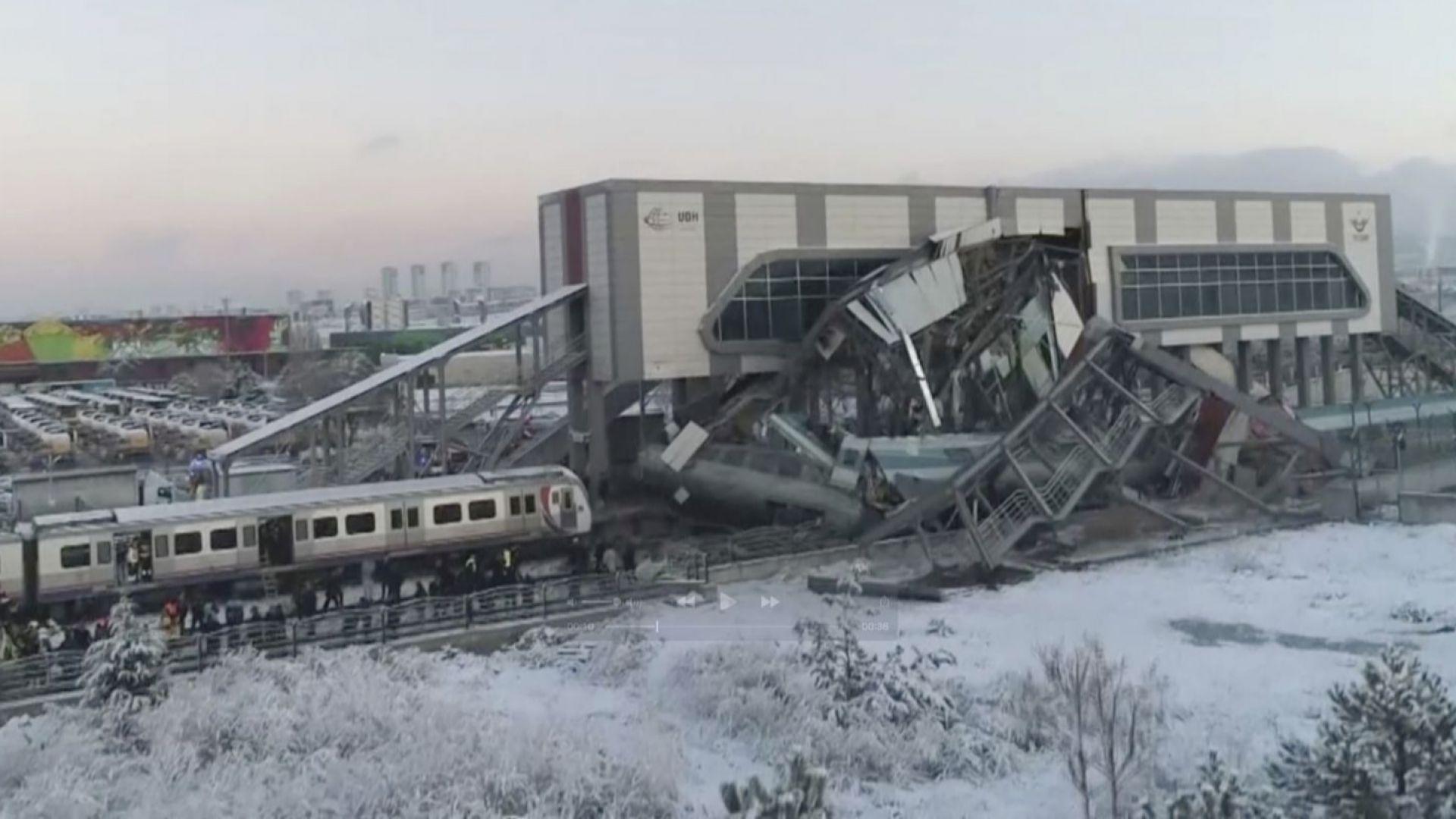 Седем са вече жертвите на катастрофата с високоскоростен влак в
