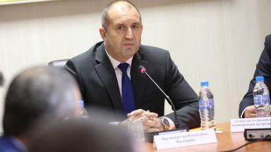 Румен Радев: Има предпоставки за компрометиране на изборите