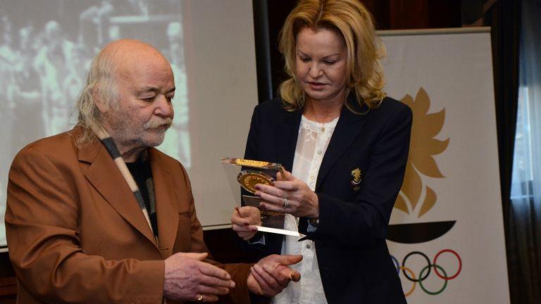 Специална награда за великия Боян Радев (галерия)