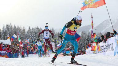 Австрия плаши със затвор руски звезди в биатлона за допинг-нарушения
