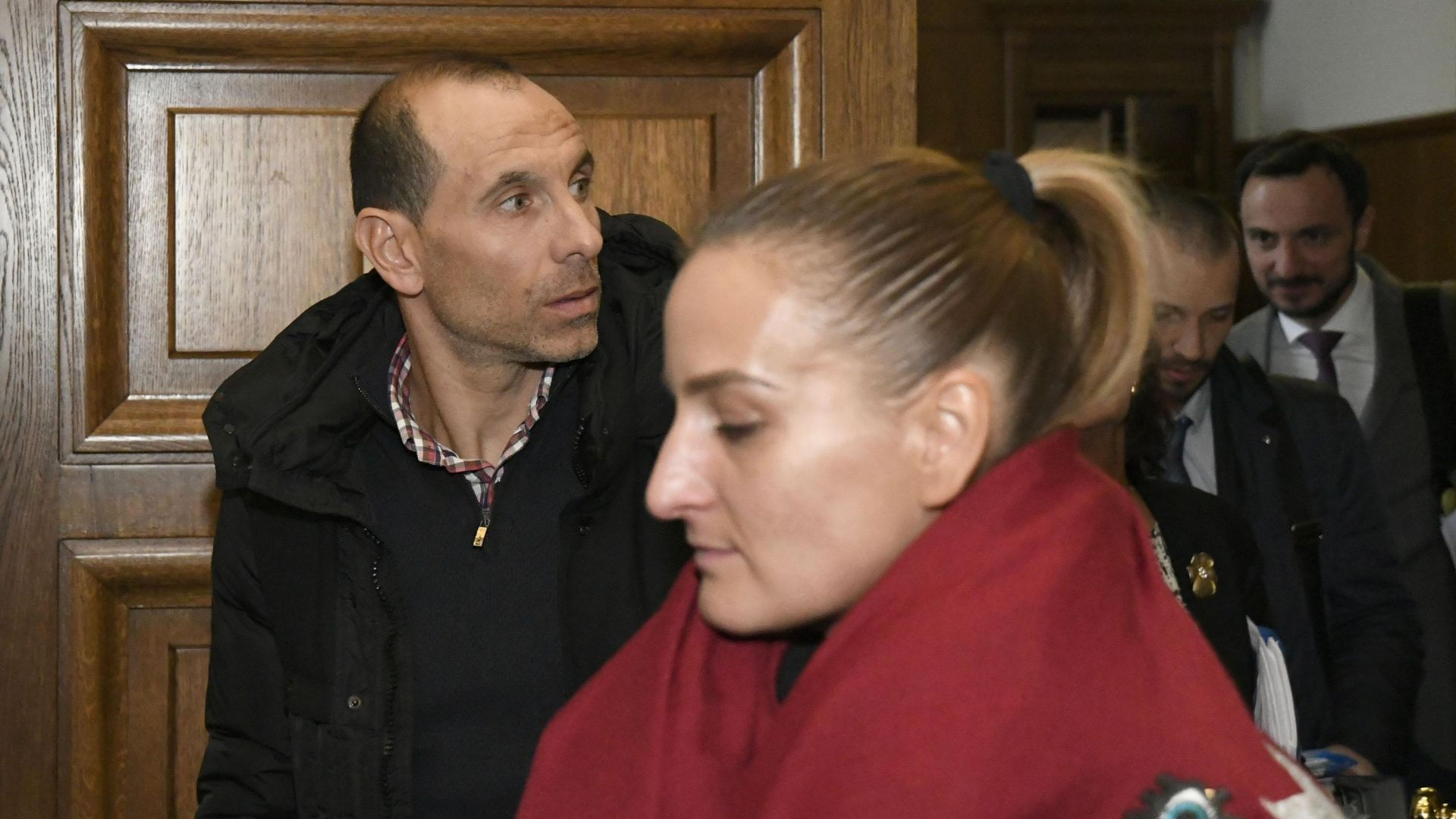 Делото на бившия футболист Мартин Петров, което води срещу банкова