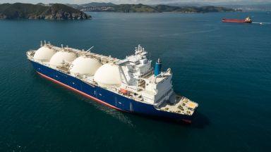 Първа доставка на американски втечнен газ за Гърция