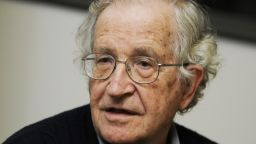Чомски - най-важният интелектуалец на съвремието