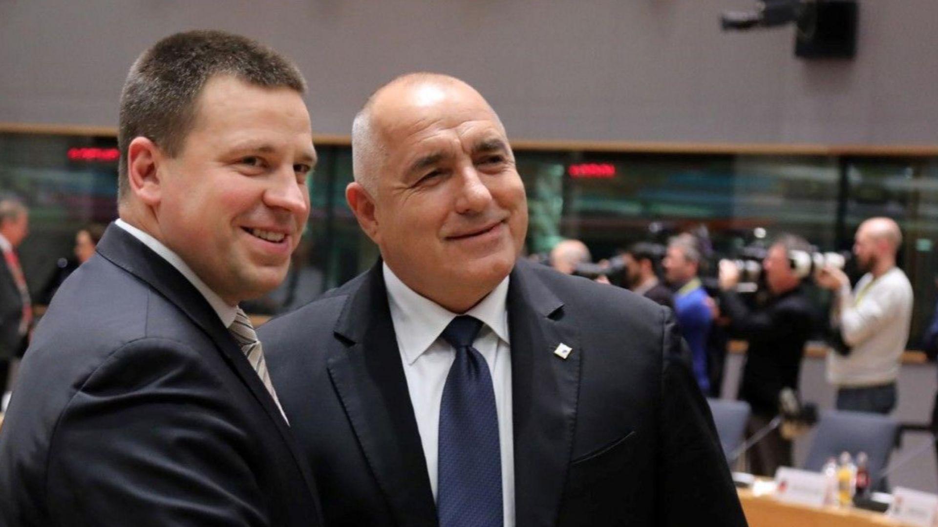 Борисов каза на колегите си в Брюксел защо не сме подписали миграционния пакт