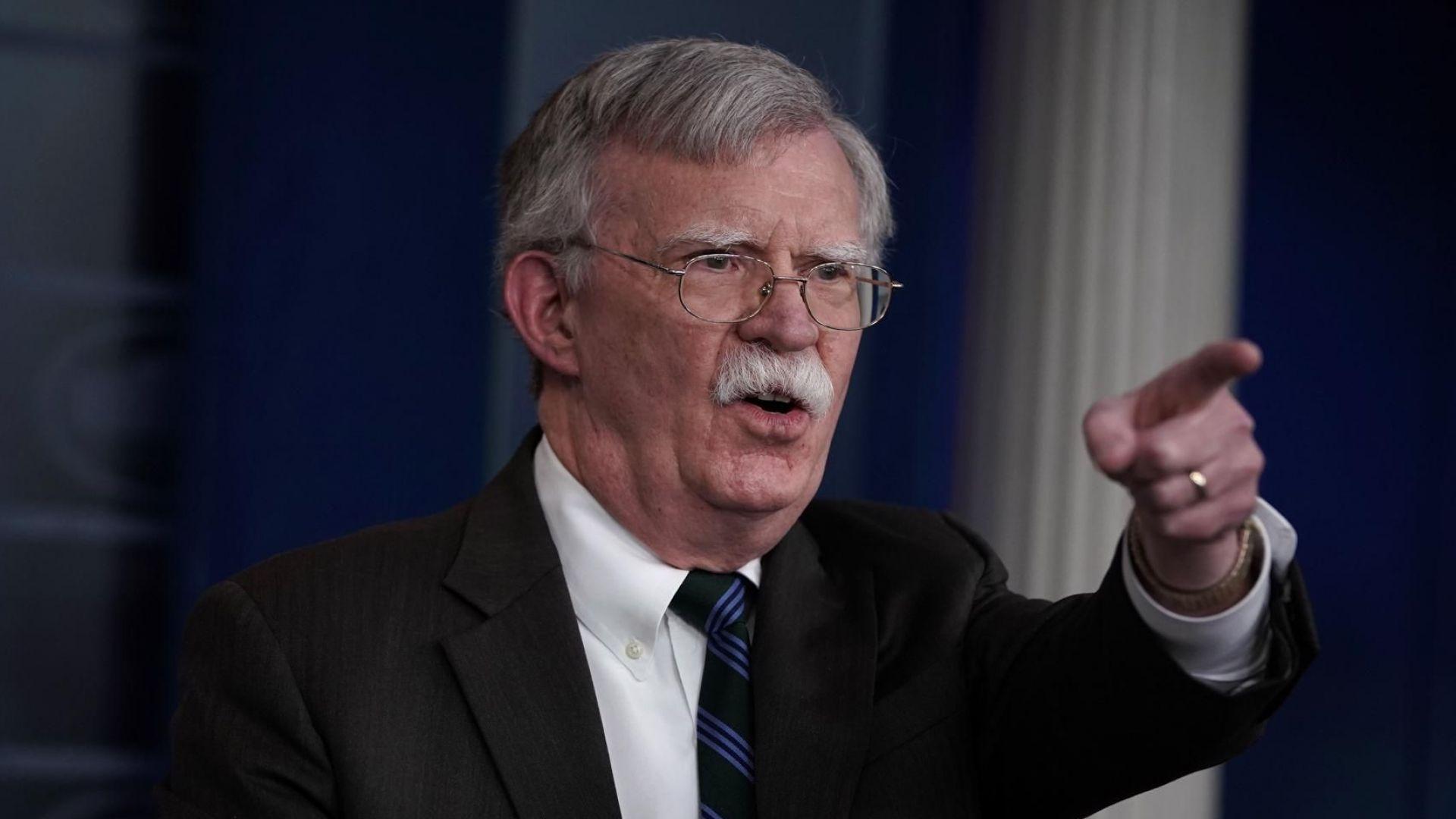 Съветникът на президента на САЩ по въпросите на националната сигурност