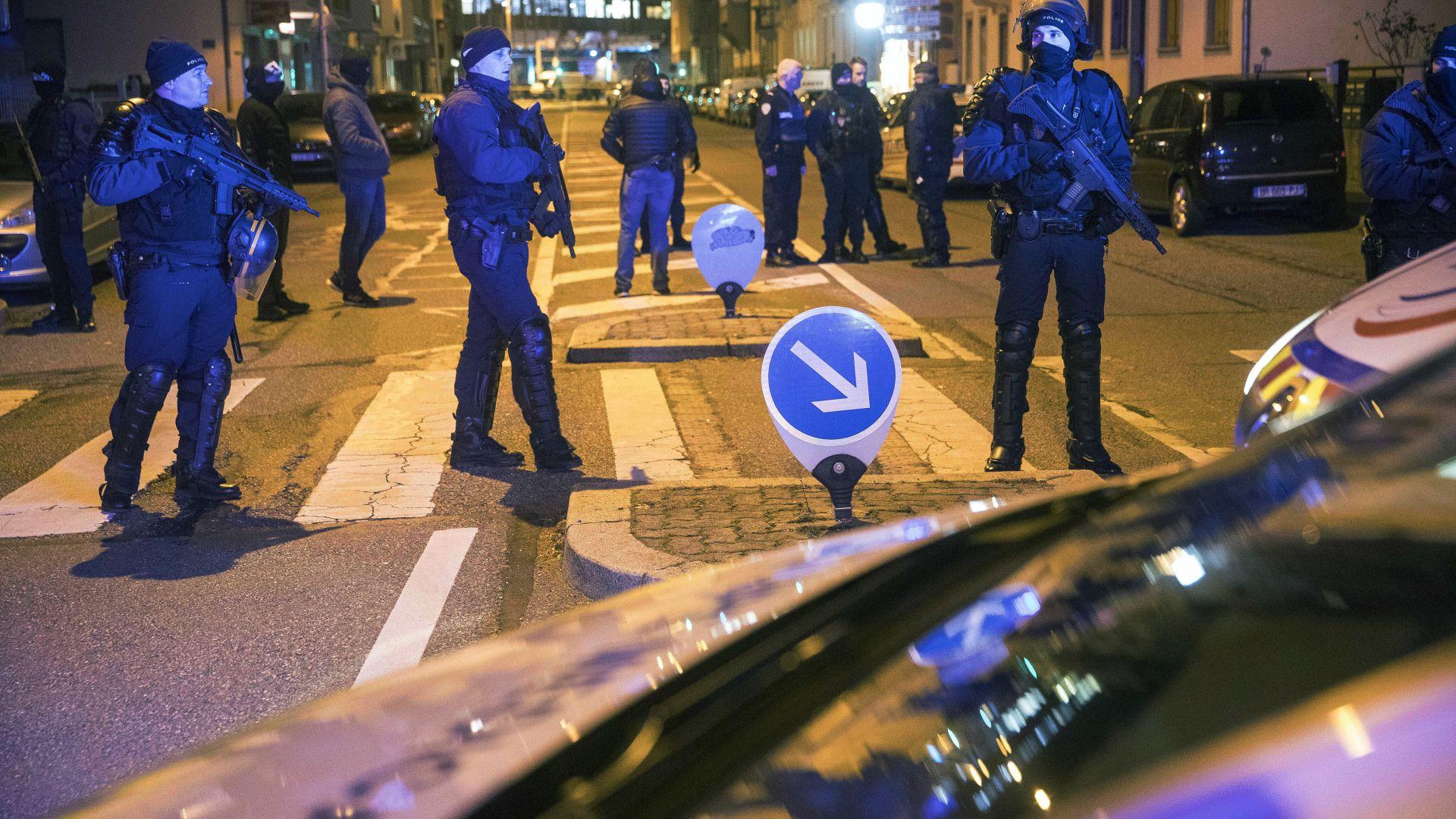 Нападателят от Страсбург беше убит, но проблемите с тероризма във Франция не са решени