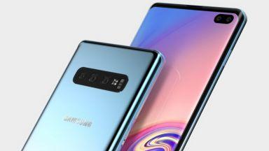 Какво знаем за Samsung Galaxy S10+