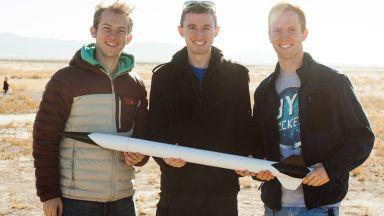 Ракета, задвижвана с таблетки против махмурлук, постави световен рекорд