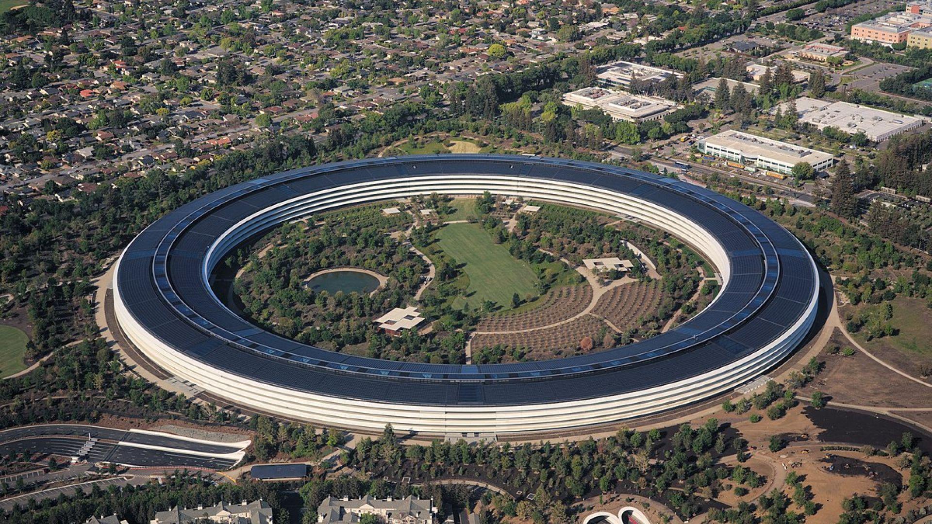 Apple работи по сателитна технология за iPhone