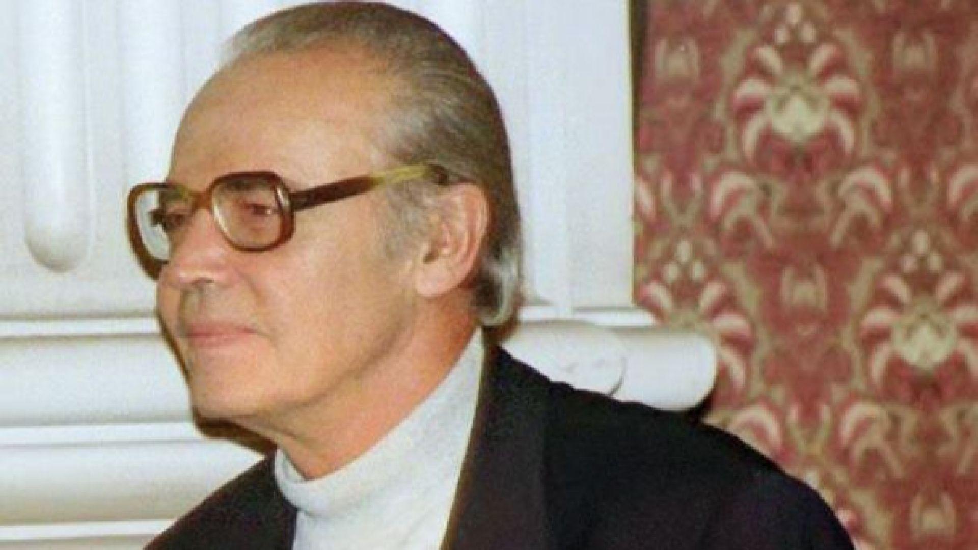 Публицистът и преводач Димитри Иванов е прекарал инсулт и в